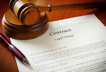 Szerződésszegés, kártérítés, fizetési felszólítás