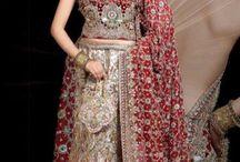 Bridal Indian dress