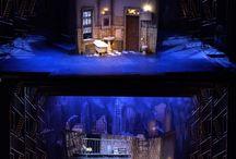 lighting design teater