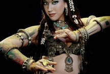 Bellydancing / I love Tribal style bellydancing.  Some things here are to inspire my costume designs, some how I want to dance, and others are wish list things. / by Heather McMillin