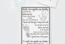 Father's Day ideas / Cards and prints for dad