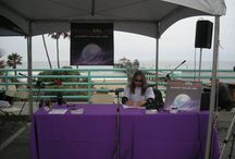 Manhattan Beach Remote Broadcast May 2016 / HealthyLife.net Radio Remote Broadcast at 'Tour De Pier' event in Manhattan Beach
