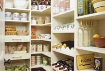 Kitchen storage / Pantries/ design/ etc