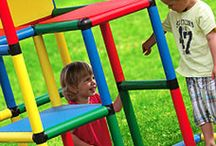 Quadroplay / Children's indoor and outdoor play equipment