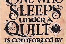 Quilting sayings