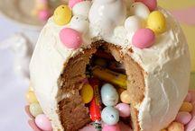 pasteles rellenos