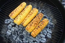 Grilling From the Garden / Grilling for good health and good living
