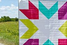 HST Quilts  / Quilts made from mainly half square triangles + tutorials  / by Sue Smith