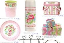Green gate / Cups, crockery, kitchen ware