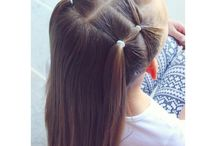gyerek frizurák