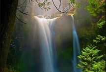 Waterfalls / by Sally Chamberlain