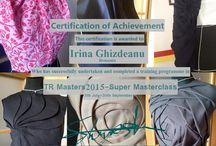 Irina Akkaya - Transformational Reconstruction Cutting / TR Cutting Projects - my outcome from TR Cutting School #TRCuttingSchool #TRMasters #ShingoSato #TransformationalReconstruction #pockets #creative #japanese #art #fashion #garment #clothing #innovation #pattern #pockets #fabricmanipulation #Origami #irinaakkaya