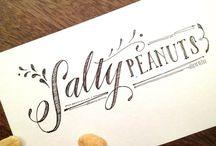 DIY {Art of lettering}