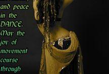 Woman creativity, spirituality and awesomeness