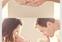 Newborn Pic Ideas / by Emily Wilson-Kliethermes