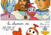 Mes dessins animés préférés !