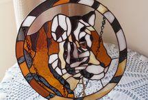 Stained glass - Ólomüveg