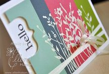Card Inspiration / by Joni G