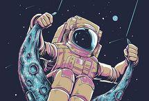 Иллюстрация космоса
