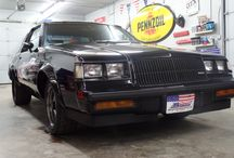 1987 BUICK GRAND NATIONAL GNX L@@K-LAST YEAR OF PRODUCTION