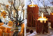 Casa Outono - ideias