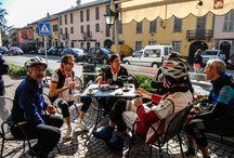 Piedmont on bike / Ride between truffles & Barolo, Turin & Alba, castle & history!!!