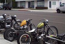 Motocykle / Boberku