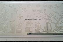 Harunouta - Placa BPL-031 / Nail Art,manicuras