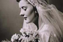 1940's wedding