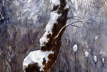 Umělci akvarelu