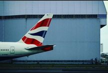 BAのカラースキームのハイライト、シッポ。 a tailend #airplane #britishairways #airport #hanedaairport #飛行機 #羽田空港写真