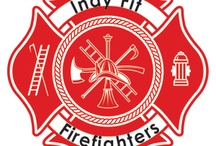 Indy Fit Firefighters, www.indyfitfirefighters.com / by Indy Corporate Fitness