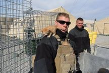 the cutest thing / Kittens rescued by US Marines in Afghanistan / by Becca Coy