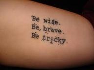 Favourite Tattoos