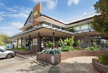 In Shere Lifestyle Centre, Pretoria East, South Africa / WORK-DINE-UNWIND