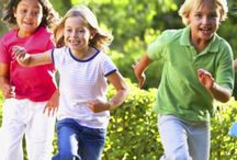 fitness for Children / fitness games and pe
