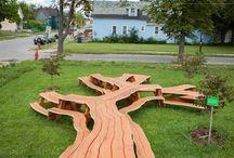 Playground Furniture