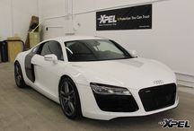 XPEL STEALTH Matte Finish Film / XPEL STEALTH matte finish paint protection film installations.