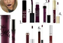 Make-Up Dupe Guide / Dupe make up ( kylie Jenner, Kat Von D, Colour Pop, Huda Beauty, Urban Decay, Chanel, Dior, Anastasia Beverlyhills, NARS)