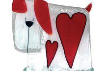 Glass art / Fused glass
