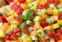 Cooking: Fresh fruits