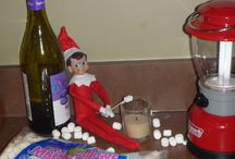 Elf on the Shelf Ideas / by Heather Speck