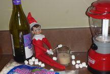 Elf on the Shelf Ideas / by Heather Speck