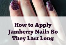 Jamberry! / Vinyl nail wraps that last 3-4 weeks! They have adult size and junior sizes for your little ones! / by Alisha Hill