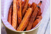"Recipe Ideas: Carrots / Each week I play ""What's this Wednesday"" with my community.  We share our favourite ways to eat a healthy food - because we all could use some kitchen inspiration! #recipes for #carrots Join us: http://KristenYarker.com"