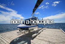 Bucket List / by Hannah Heres