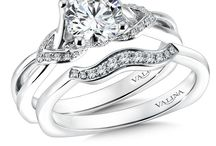 Engagement Rings / Variety of styles and designer engagement rings Choose one or create your own one-of-a-kind ring