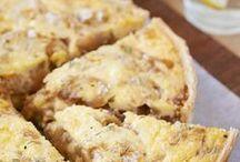 empanadas o tartas saladas