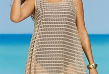 Run for Cover / Throw on a top layer over your swimsuit for the perfect cover up! / by swimsuitsforall