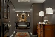 Smoky and Moody  Rooms